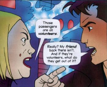 Brain Train (comic story)