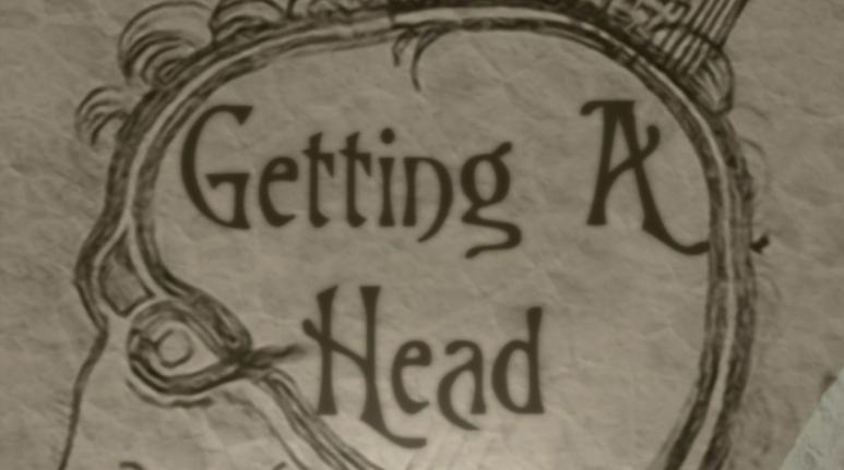 Getting a Head (documentary)
