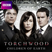 ITunes TorchwoodS3 cover