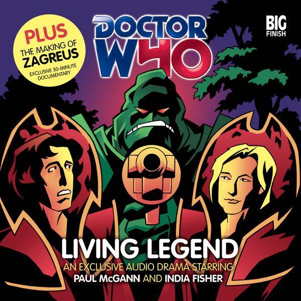 Living Legend (audio story)