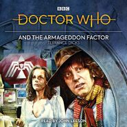 Doctor Who and the Armageddon Factor audiobook