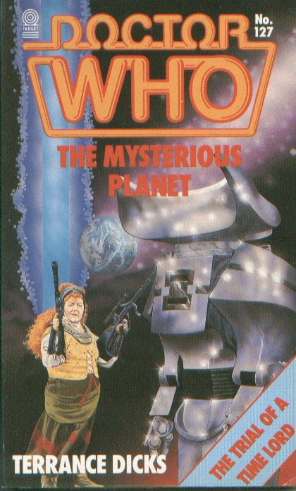 The Mysterious Planet (novelisation)