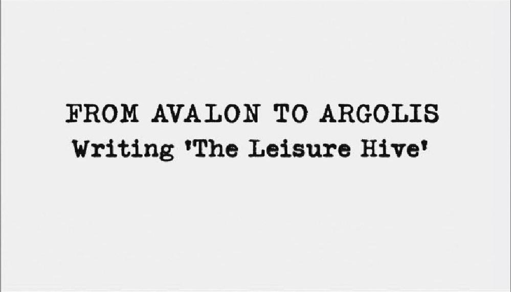 From Avalon to Argolis (documentary)