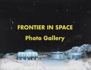 Frontier in Space Photo Gallery