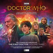The First Doctor Volume Three