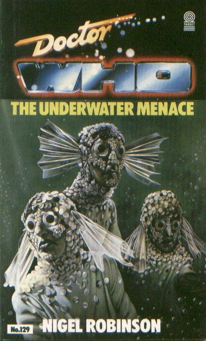 The Underwater Menace (novelisation)