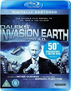 Daleks' Invasion Earth 2150 A.D. 2013 UK Blu-ray