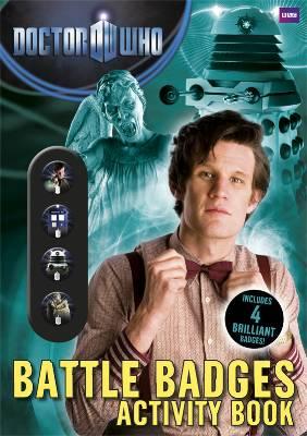 Battle Badges Activity Book