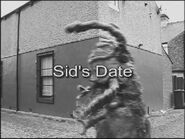 Sid's Date title card