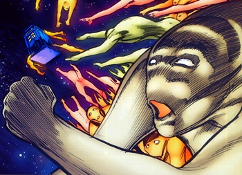 Black Death White Life (comic story)