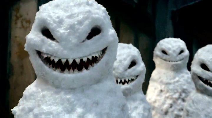 The Snowmen (TV story)