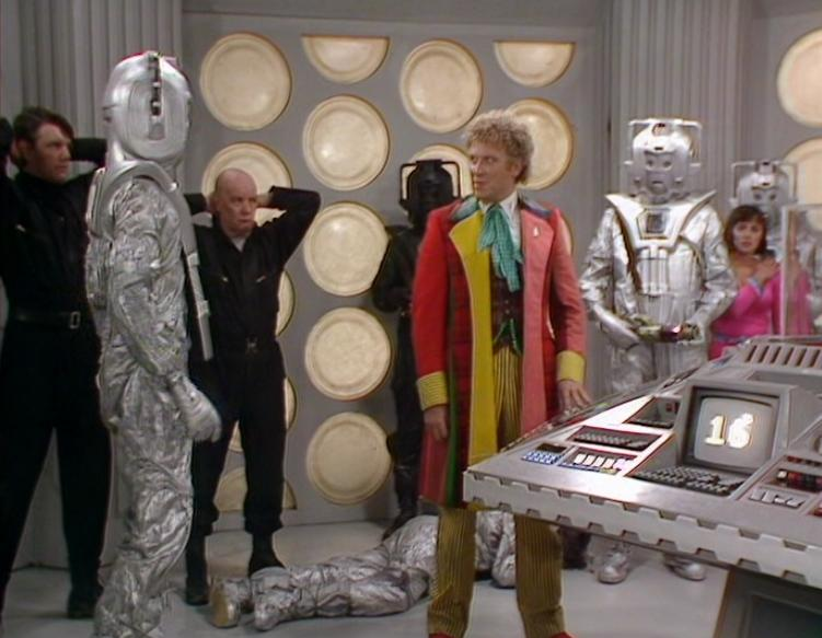 Attack of the Cybermen (TV story)