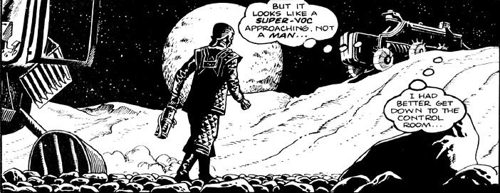 Crisis on Kaldor (comic story)