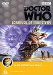Carnival of monsters australia dvd