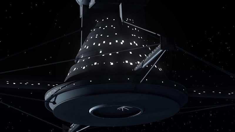 Chameleon satellite