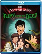 Fury from the Deep Blu-ray
