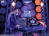 The Doctor's TARDIS (Blood Heat)