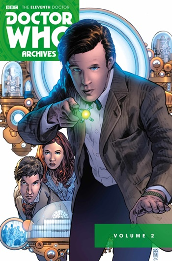 The Eleventh Doctor Archives: Volume 2