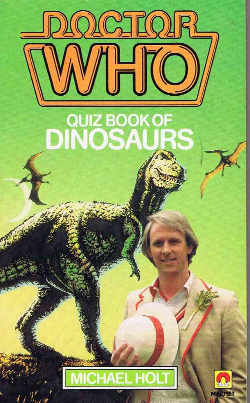 Doctor Who Quiz Book (series)