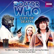 City of Death CD Soundtrack