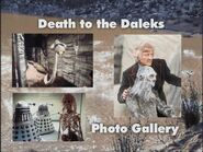 Death to the Daleks Photo Gallery