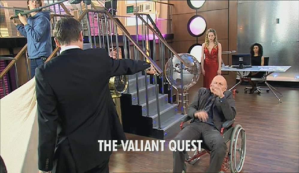 The Valiant Quest (CON episode)