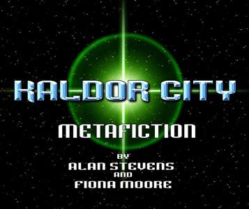 Metafiction (audio story)