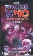 The Mutants VHS Australian cover