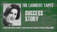 The Lambert Tapes Success Story