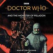 Doctor Who and the Monster of Peladon audiobook