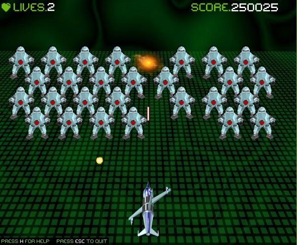 Interstella Z-Wingers (video game)