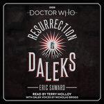 Resurrection of the Daleks audiobook