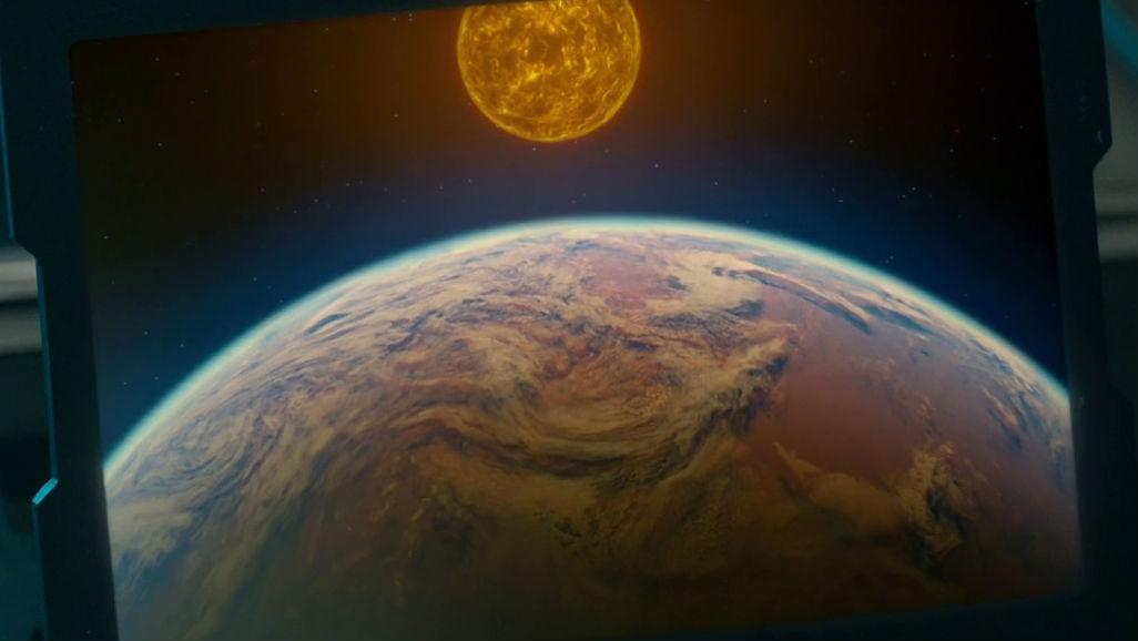 Planet (Time Heist)
