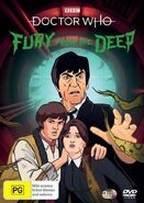 Fury from the Deep Aus DVD