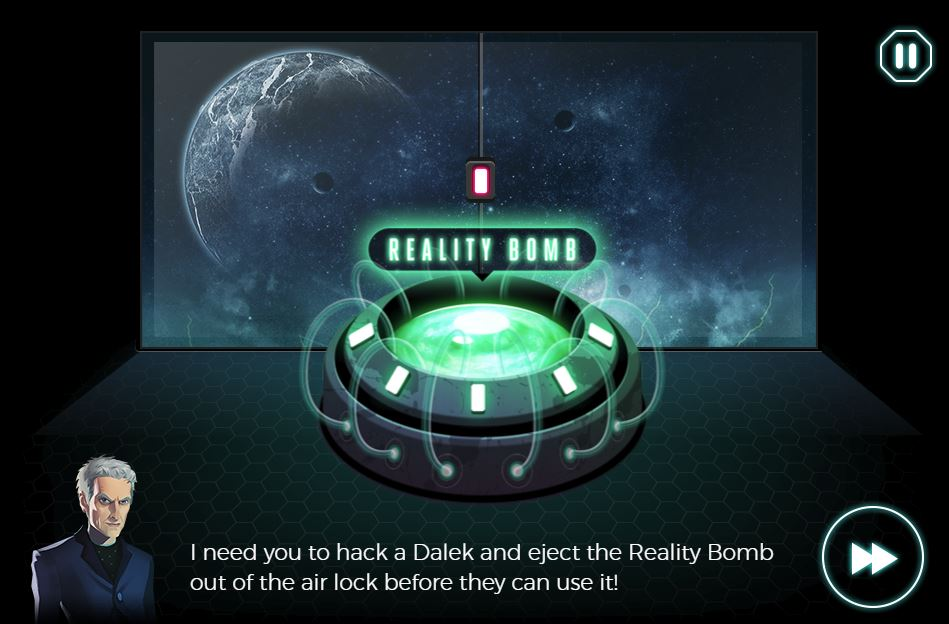 Dalek Hack (video game)