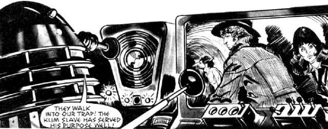 The Dalek Revenge (comic story)