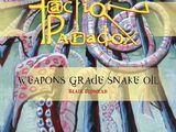 Weapons Grade Snake Oil (novel)