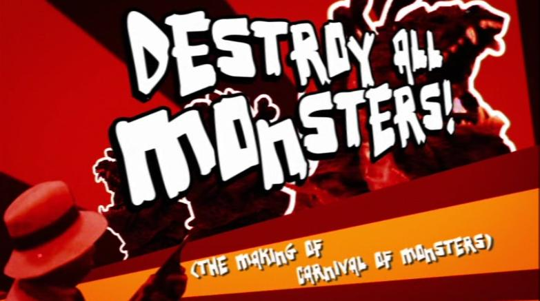 Destroy All Monsters! (documentary)