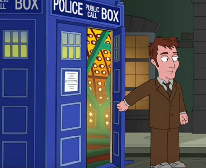 Doctor Who Farted (TV story)