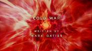 Cold War - Title Card