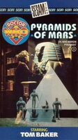 Pyramids of Mars VHS Finland cover
