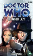 The Invisible Enemy VHS UK cover
