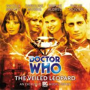 The Veiled Leopard cover
