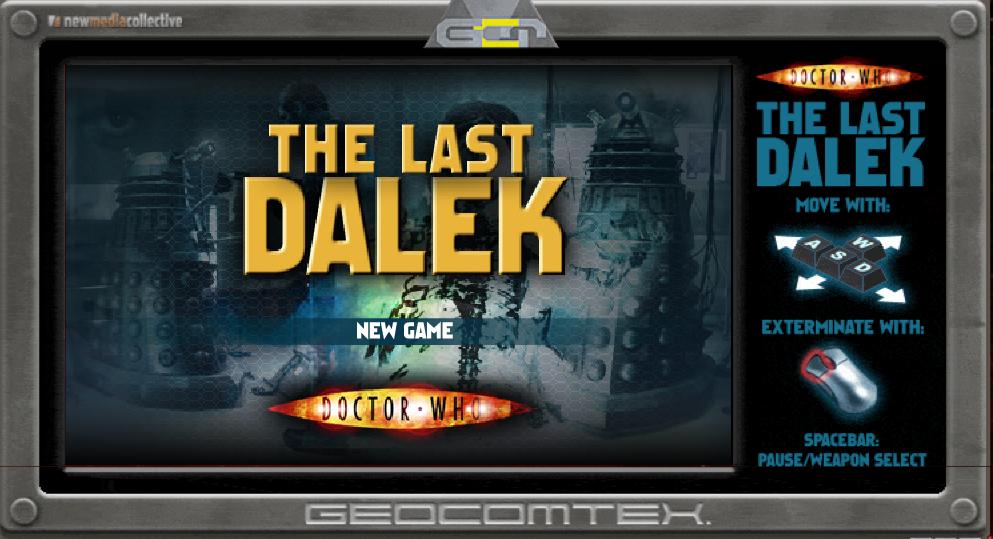 The Last Dalek (video game)