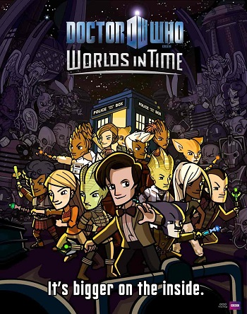 Worlds in Time (video game)