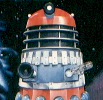 Red Dalek (The Mutation of Time)