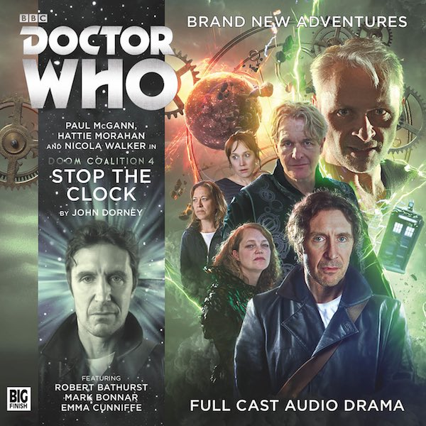 Stop the Clock (audio story)