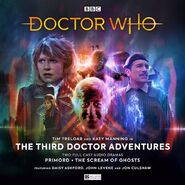 The Third Doctor Adventures Volume Five