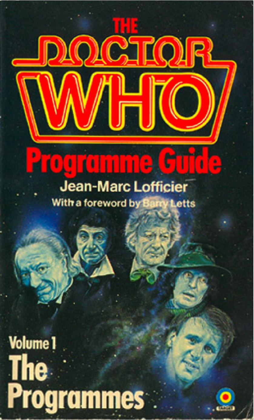 The Doctor Who Programme Guide