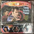Doctor Who Family Activity Planner Cover 2007 1